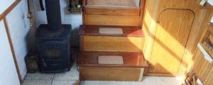 Steps inside the Narrow Escape