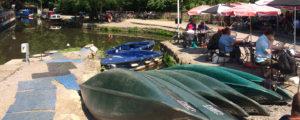 Canoe hire near Bath