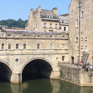 Pultney Bridge in Bath