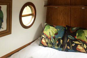 Narrow Escape bedroom 1