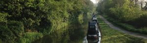 View of Kennet and Avon canal